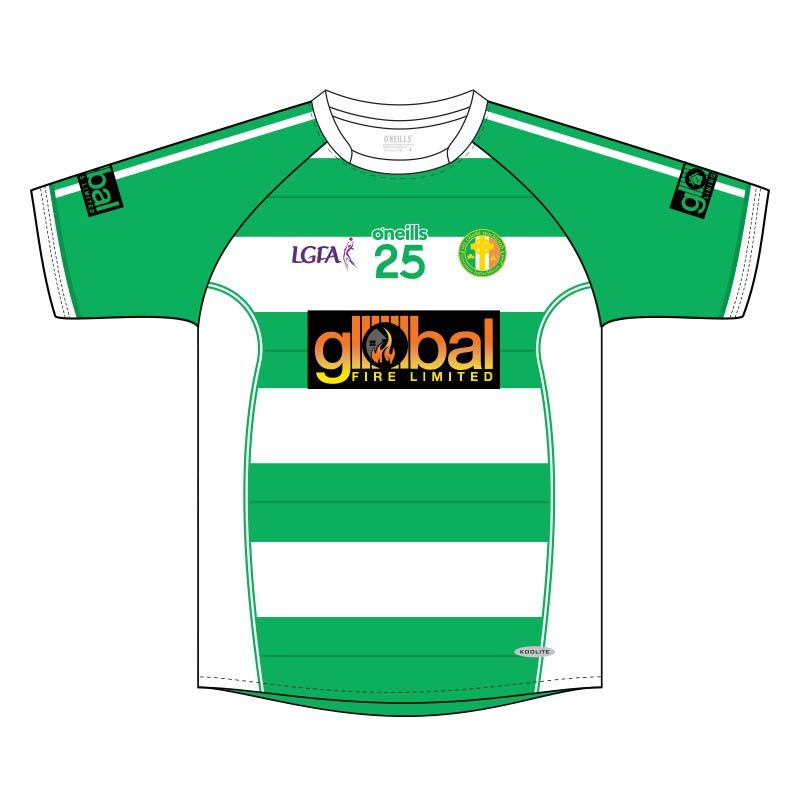 Celtic GFC Auckland Ladies GAA Jersey (Global)