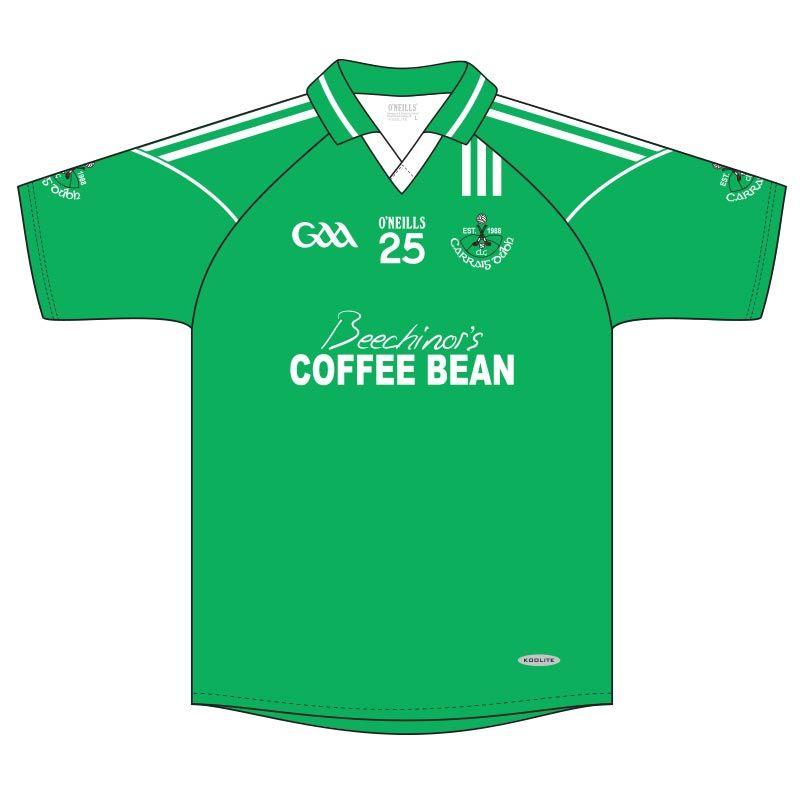 Blackrock GAA Jersey (Beechinors Coffee Bean)