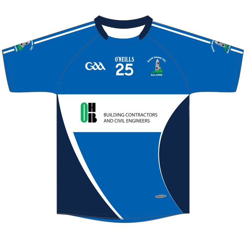 Round Towers GAA Club Shop Jersey