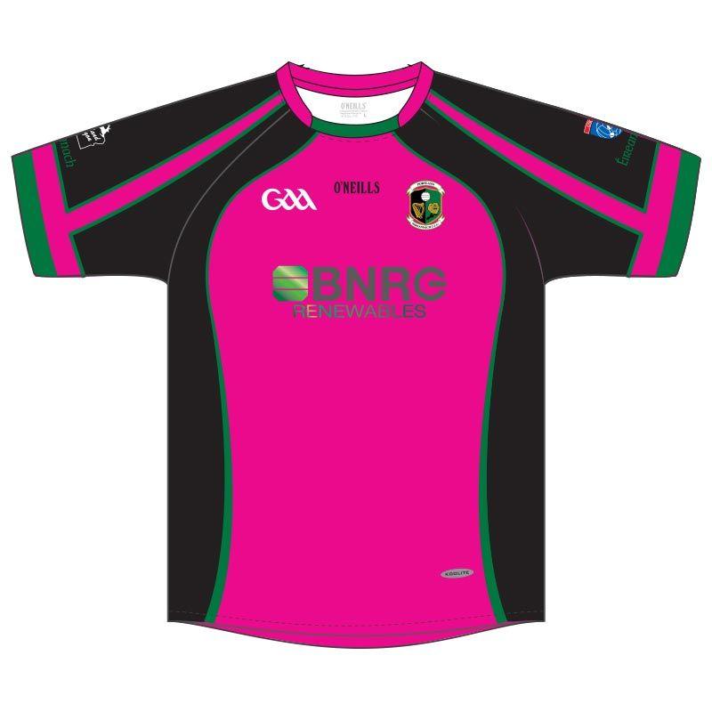 Portland Eireannach GAA Jersey (BNRG Pink)
