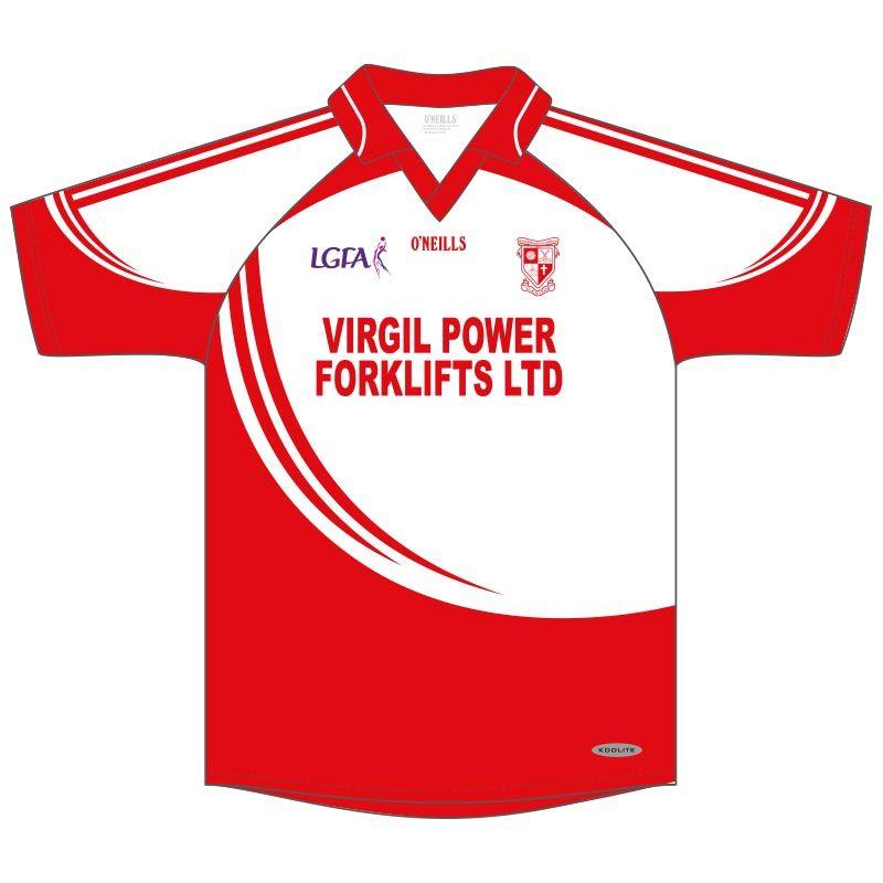 Stradbally GAA Kids' Jersey (Virgil Power)
