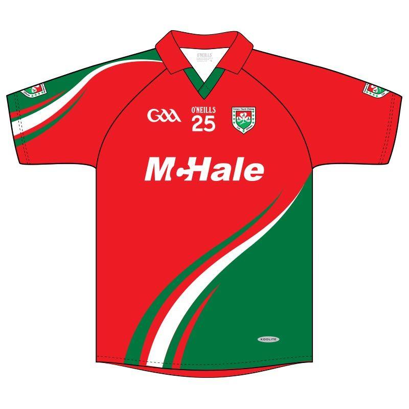 Kilmaine GAA Jersey (Away)
