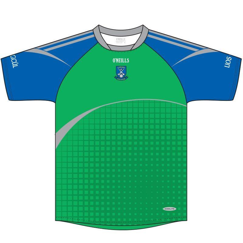 Lisgoold GAA Kids' Training Short Sleeve Top