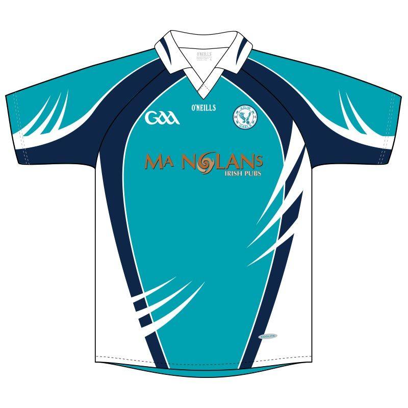 Azur Gaels GAA Keepers Jersey