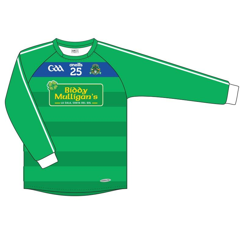 Costa Gaels GAA Jersey (Keepers)