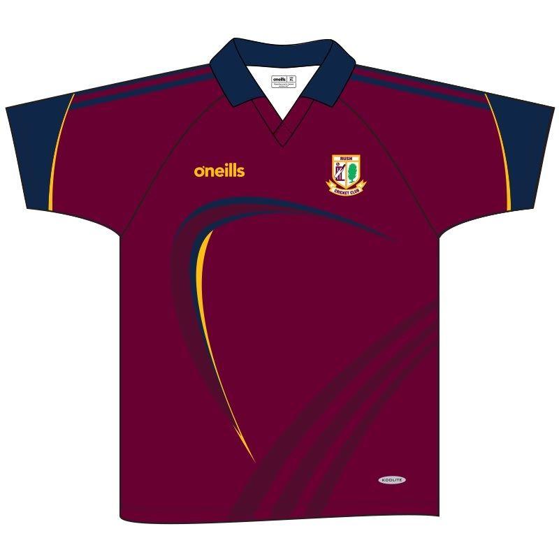 Rush Cricket Club Cricket Jersey (Kids)