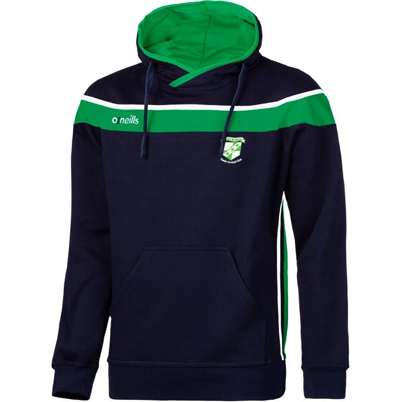 John McBrides Chicago Auckland Hooded Top