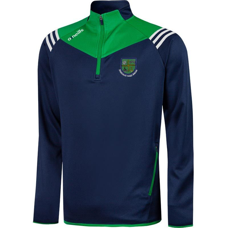 Johnstownbridge GAA Kids' Colorado Half Zip Squad Top