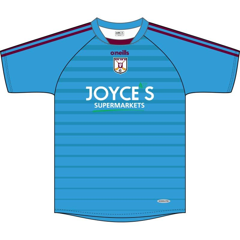 St Marys GAA Athenry GAA Short Sleeve Training Top (Joyce's)