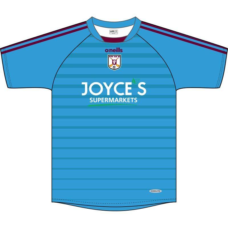 St Marys GAA Athenry GAA Training Short Sleeve Top (Joyce's) (Kids)