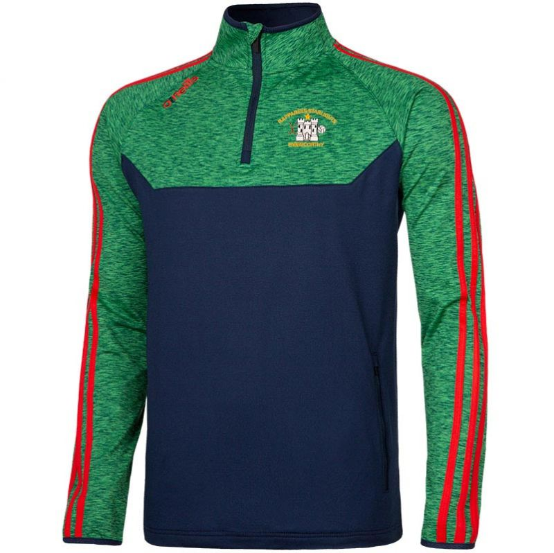 Rapparees-Starlights GAA Kids' Kasey Brushed Half Zip