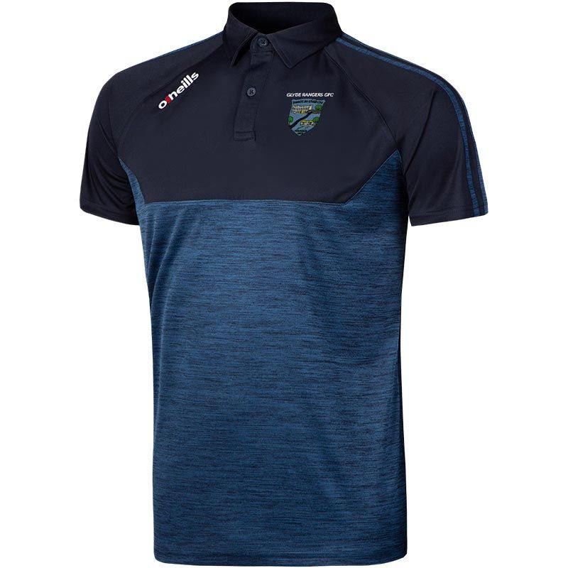 Glyde Rangers Kids' Kasey Polo Shirt