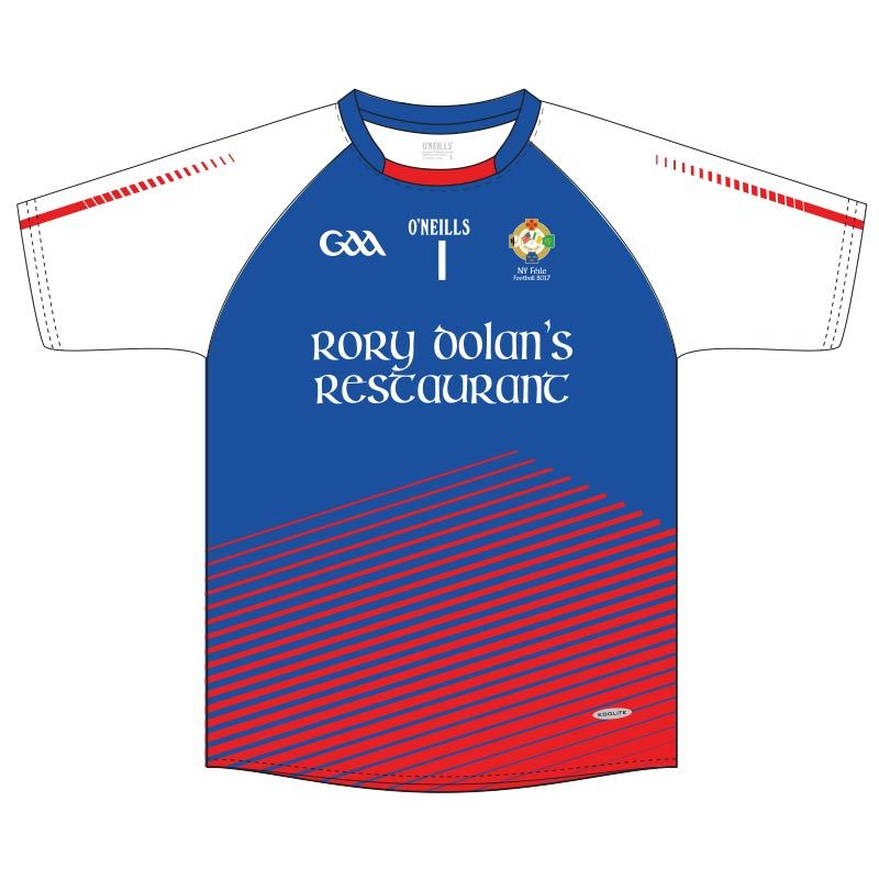 NY Boys Football Féile Keeper GAA Kids' Jersey