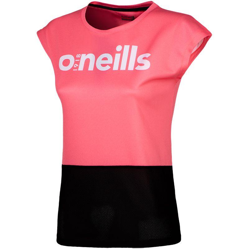 Kids' Kendall T-Shirt  Pink / Black / White