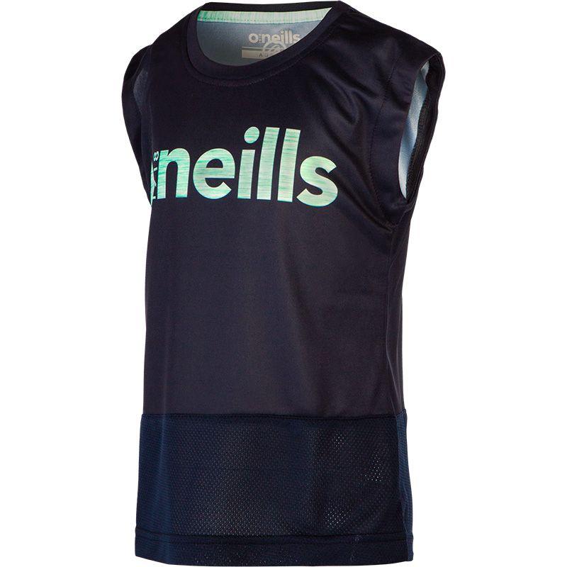 Kids' Kendall T-Shirt Marine / Green