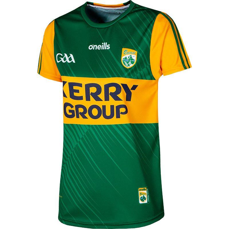 Kerry GAA Women's Fit 2 Stripe Home Jersey