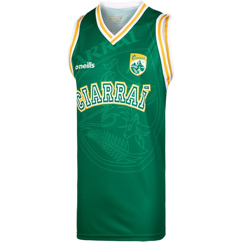 Kerry GAA Basketball Vest