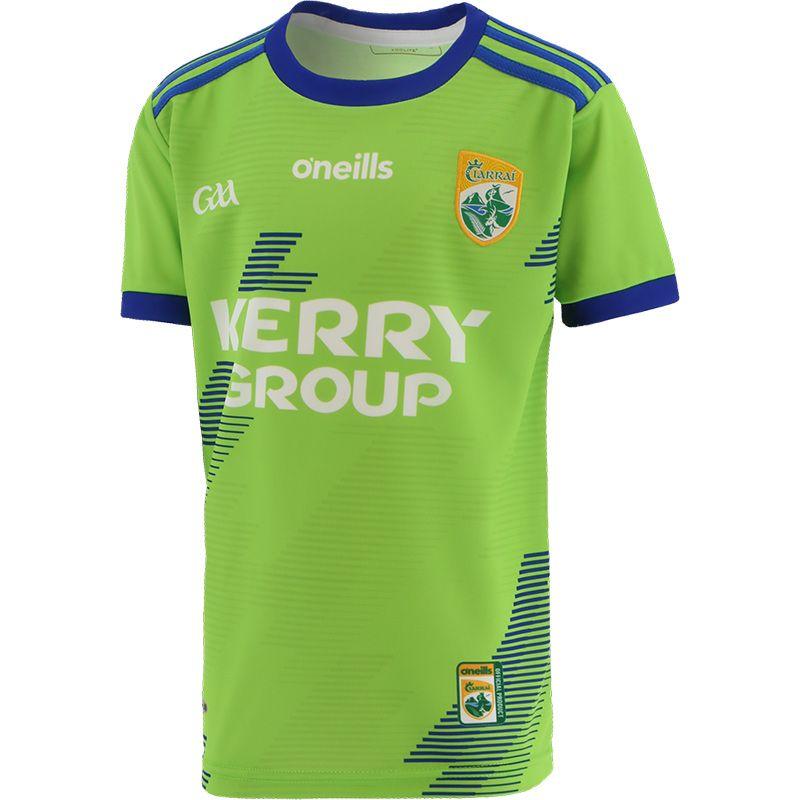 Kerry GAA Kids' Away Goalkeeper Jersey