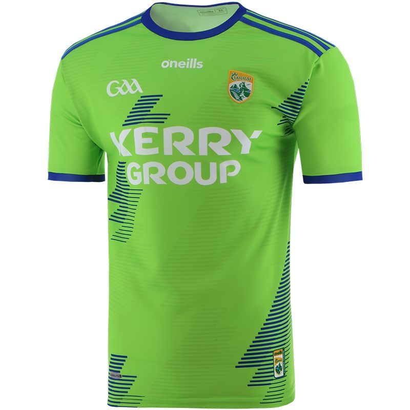 Kerry GAA Player Fit 2-Stripe Away Goalkeeper Jersey