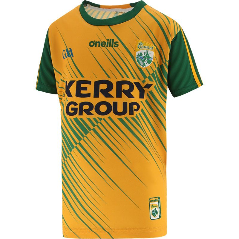 Kerry GAA Kids' 2 Stripe Goalkeeper Jersey