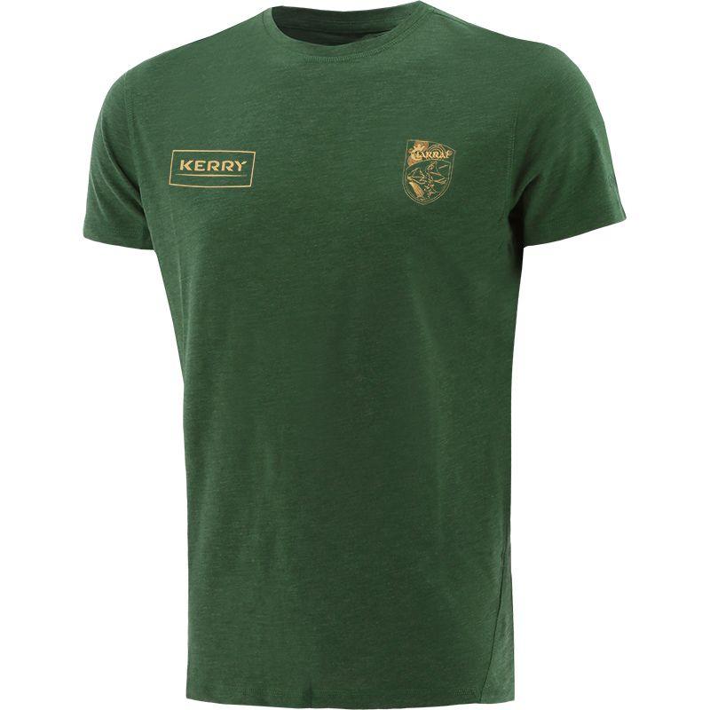 Kerry GAA Kids' Kingston T-Shirt Green