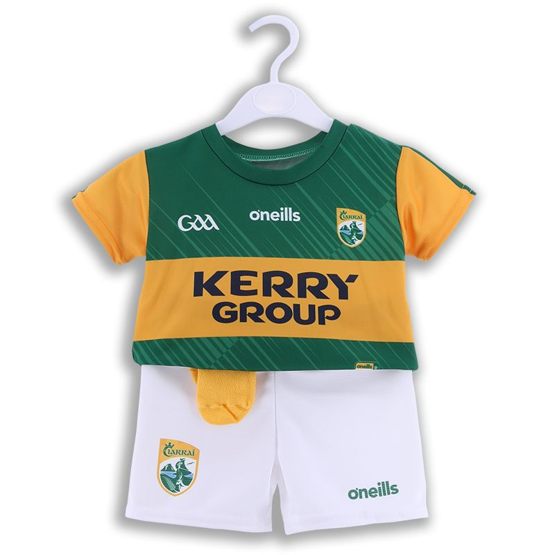 Kerry GAA 2 Stripe Home Mini Kit