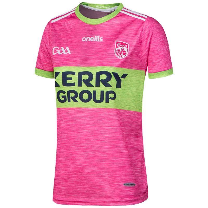 Kerry GAA Womens Fit Jersey (Pink)