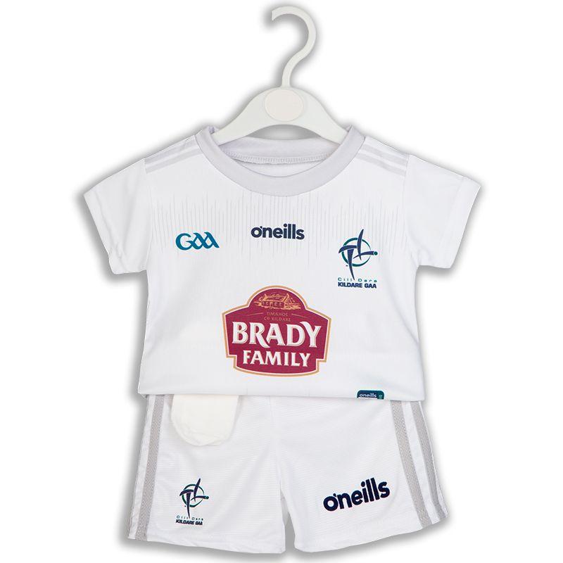 Kildare GAA Mini Kit 2 Stripe Home Jersey