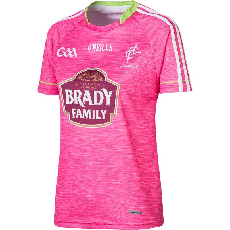 Kildare GAA Pink Jersey (Kids)