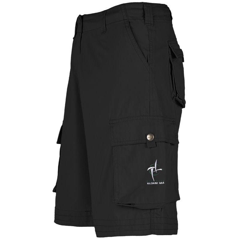 Kildare GAA Toulon Cargo Shorts (Black)