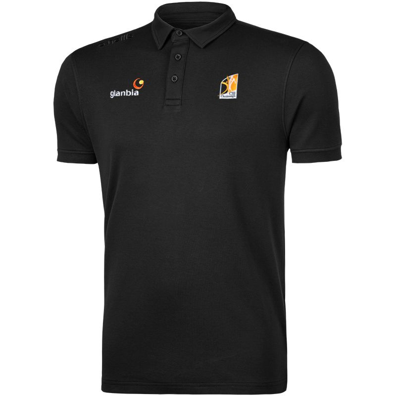 Kilkenny GAA Pima Cotton Polo (Black)