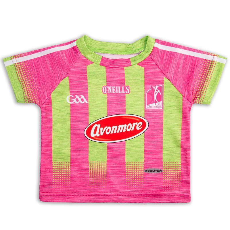 Kilkenny GAA Baby Jersey (Pink)