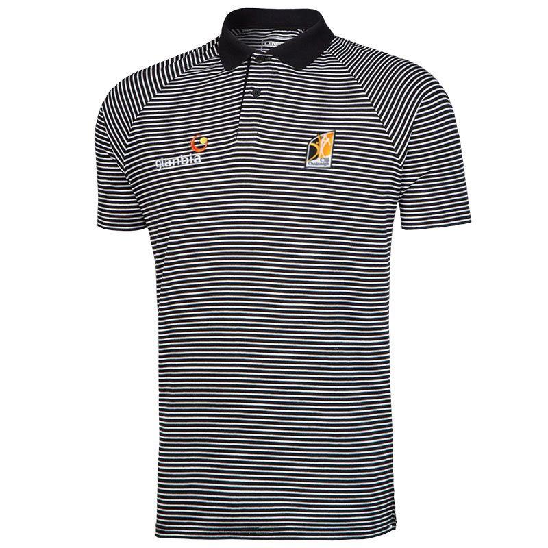 Kilkenny GAA Rimini Polo (Black/Silver)