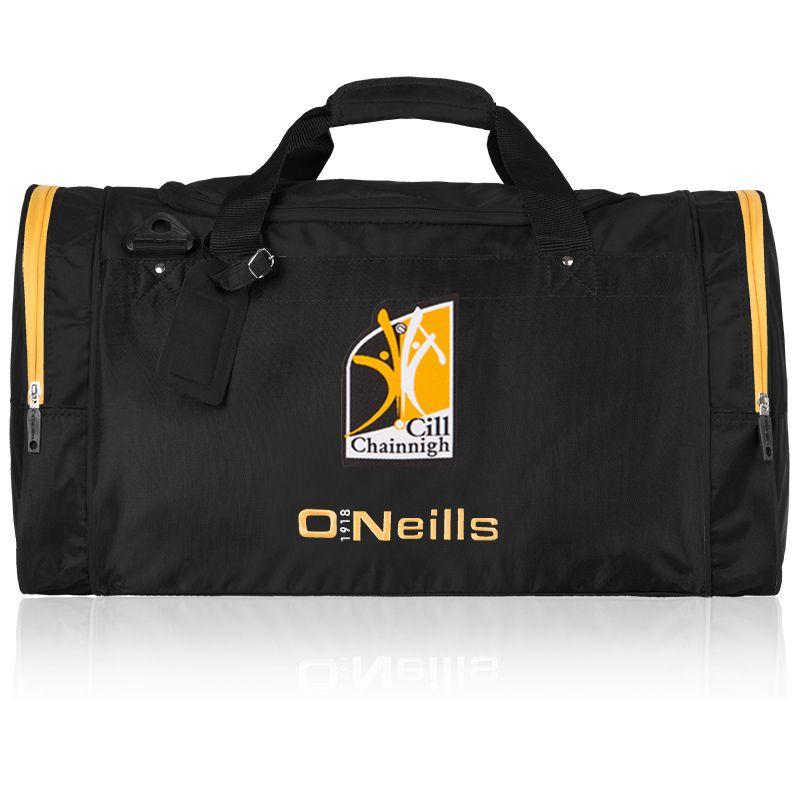 Kilkenny GAA Denver Bag Black / Amber
