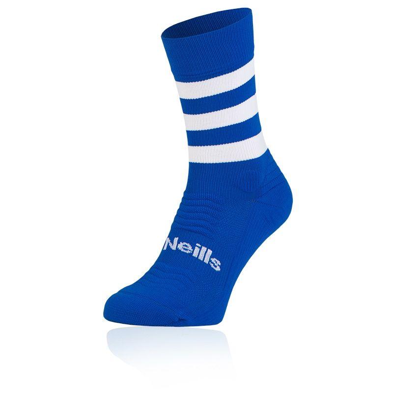 Koolite Pro Midi Hoop Socks (Royal/White) (Kids)