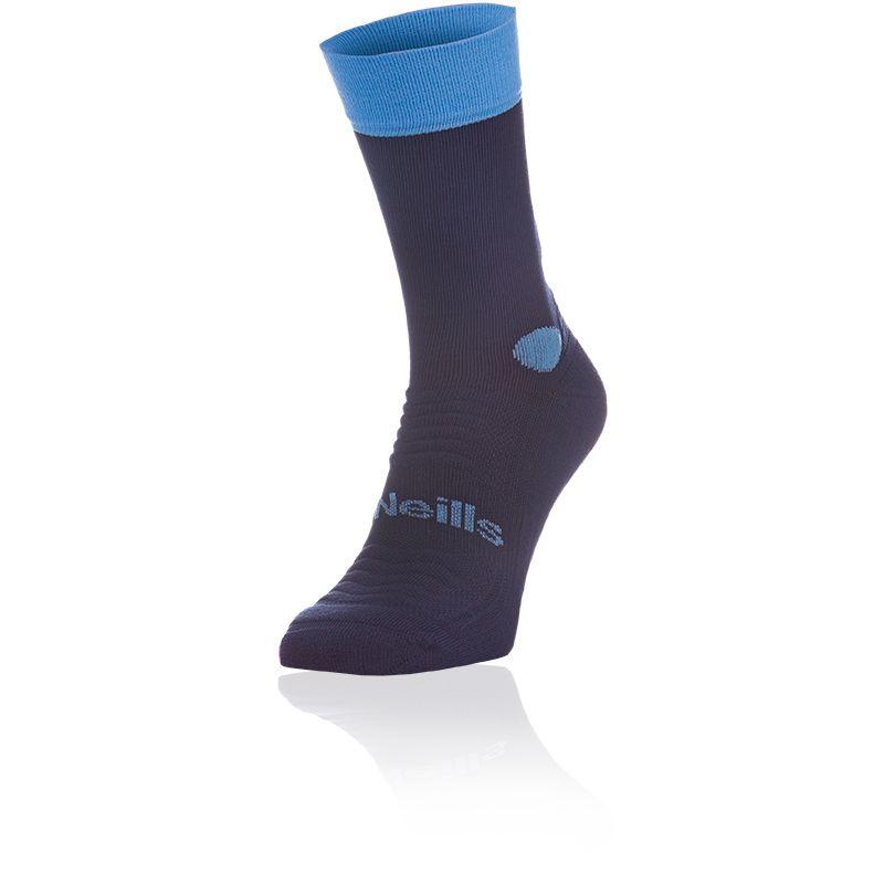 Kids' Koolite Pro Midi Socks Navy / Sky