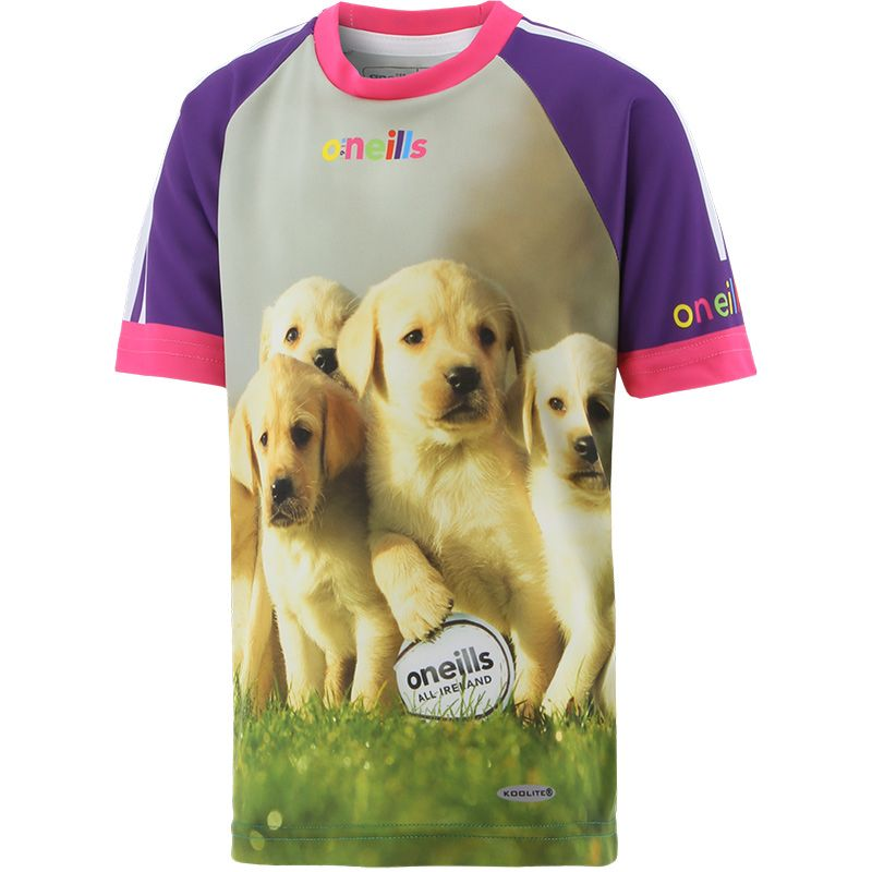 Labradorable Ploughing Championships Kids' Jersey 2020
