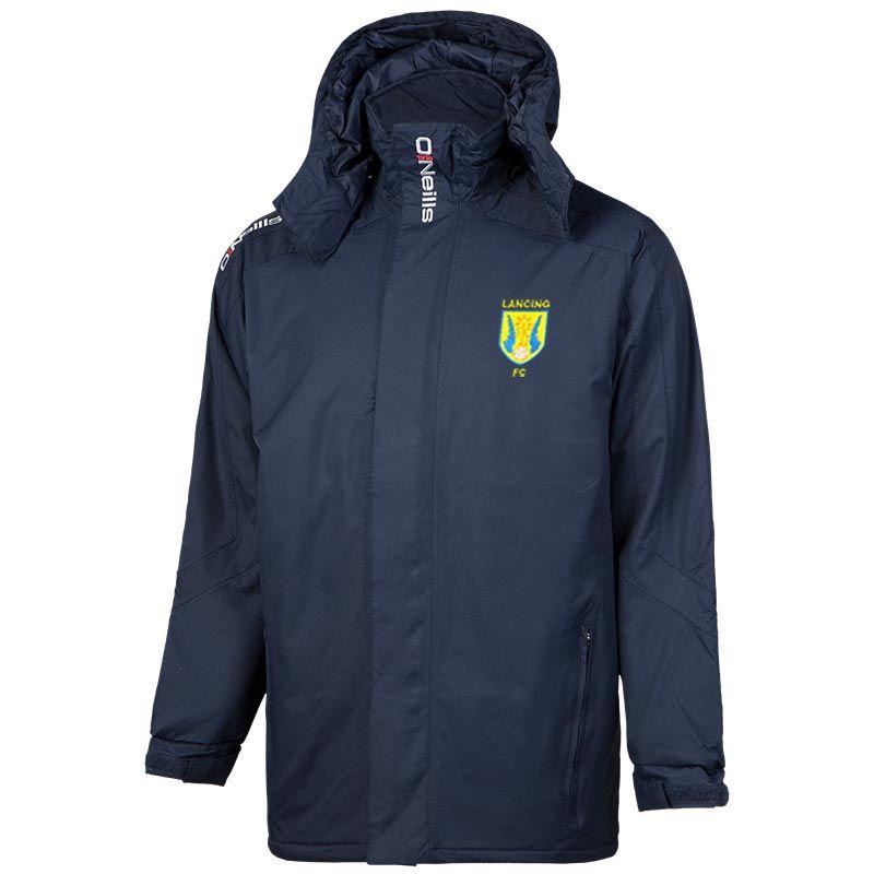 Lancing FC Touchline 3 Padded Jacket