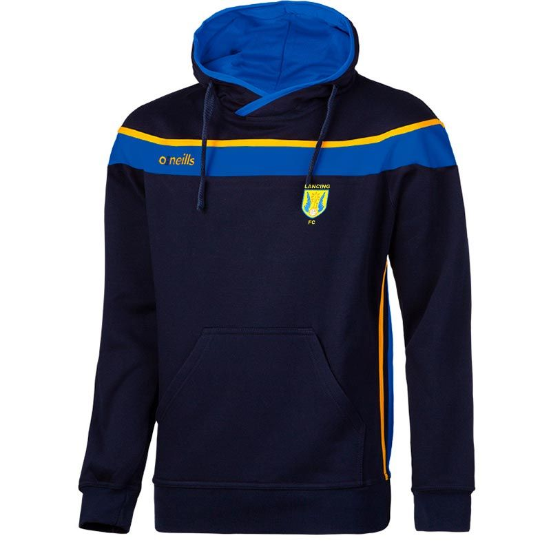 Lancing FC Auckland Hooded Top
