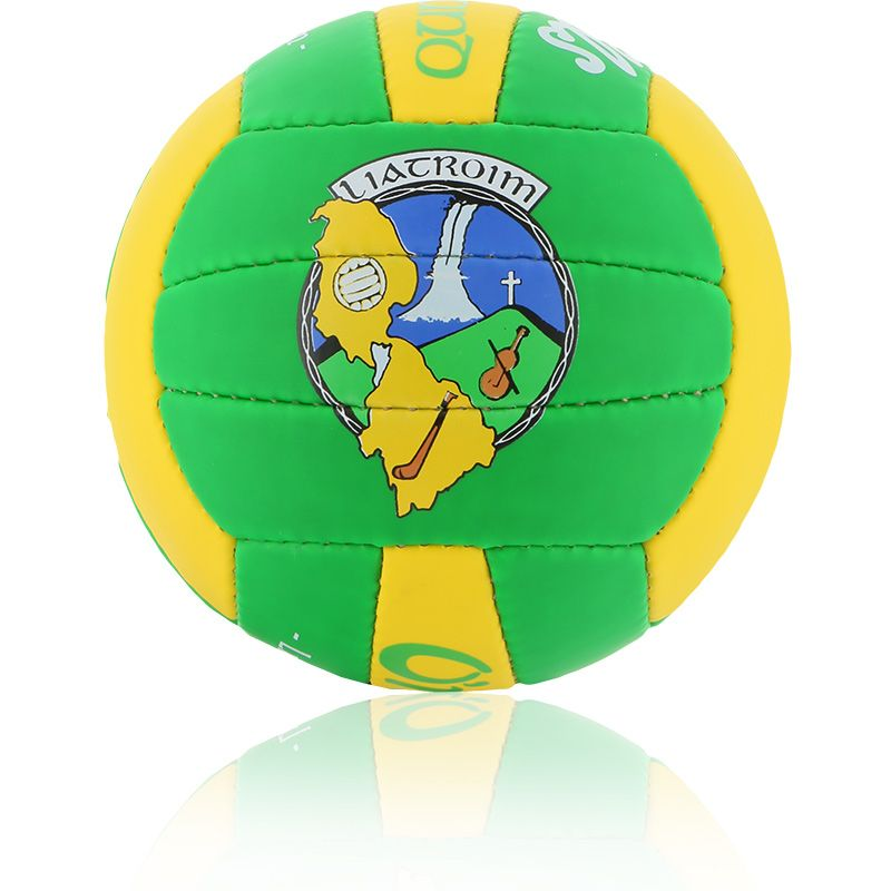 Leitrim GAA All Ireland Mini Football Emerald / Amber