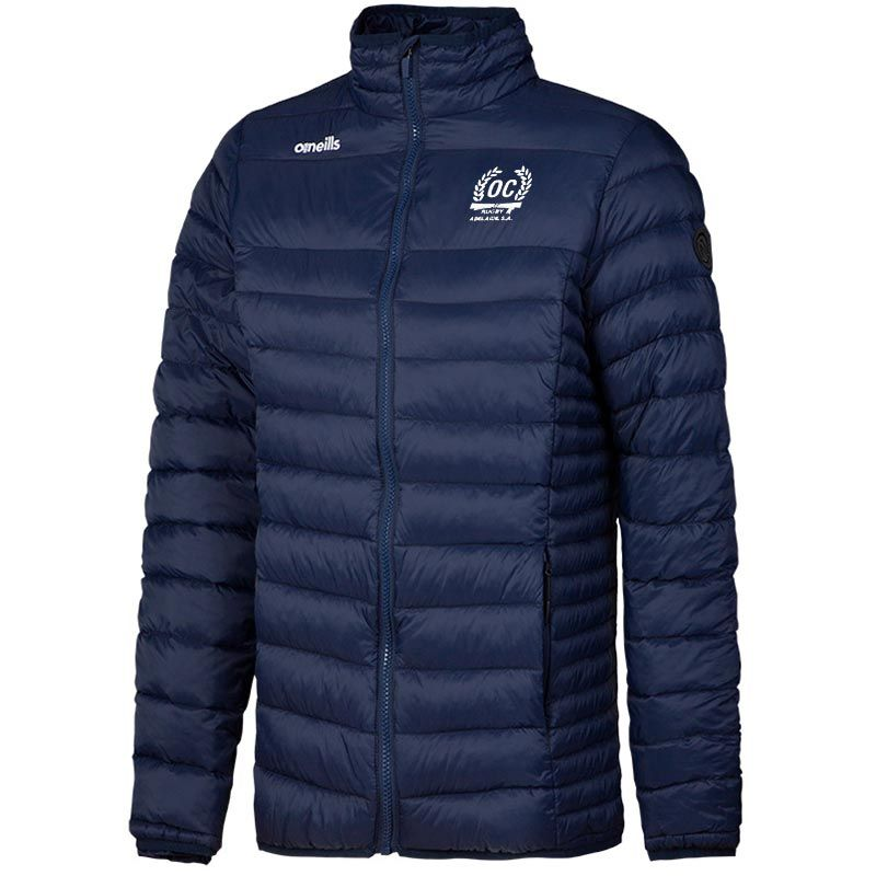 Old Collegians Rugby Club Leona Women's Padded Jacket