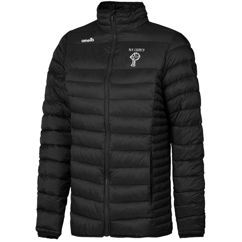 New York Celtics Leona Women's Padded Jacket