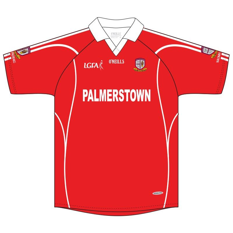 St Pats Palmerstown LGFA Jersey (Kids)