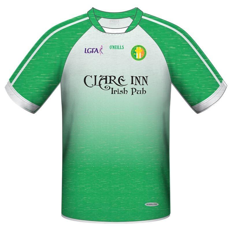 Celtic GFC Men's Auckland LGFA Short Sleeve Training Top Clare Inn