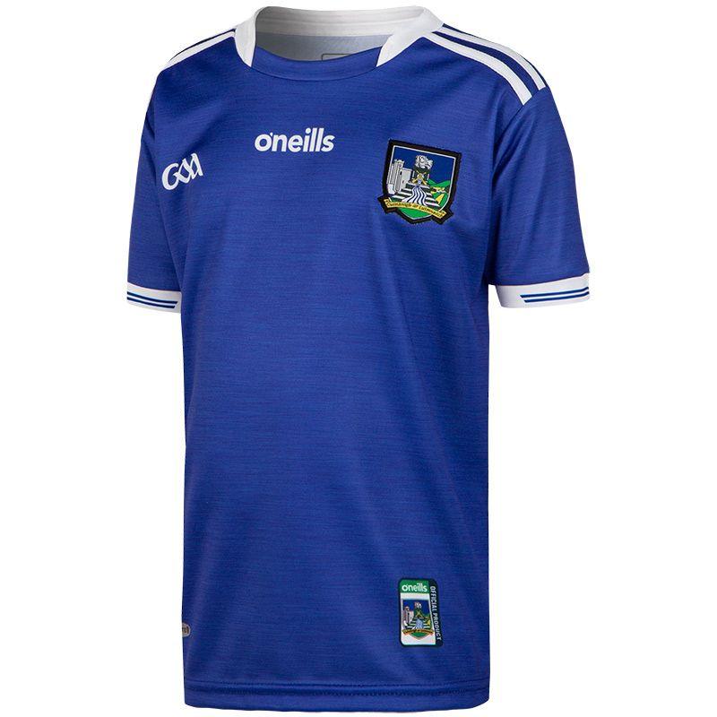 Limerick GAA Kids' Away 2-Stripe Jersey