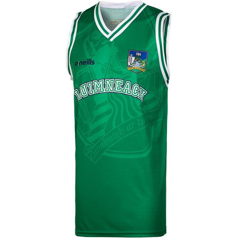 Limerick GAA Basketball Vest