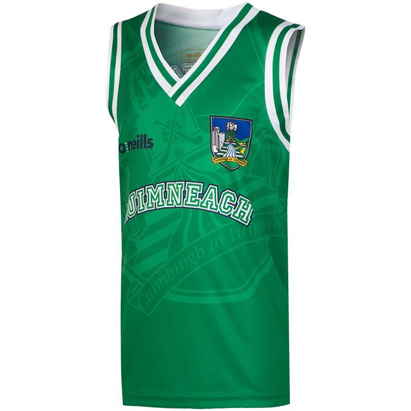 Limerick GAA Kids' Basketball Vest