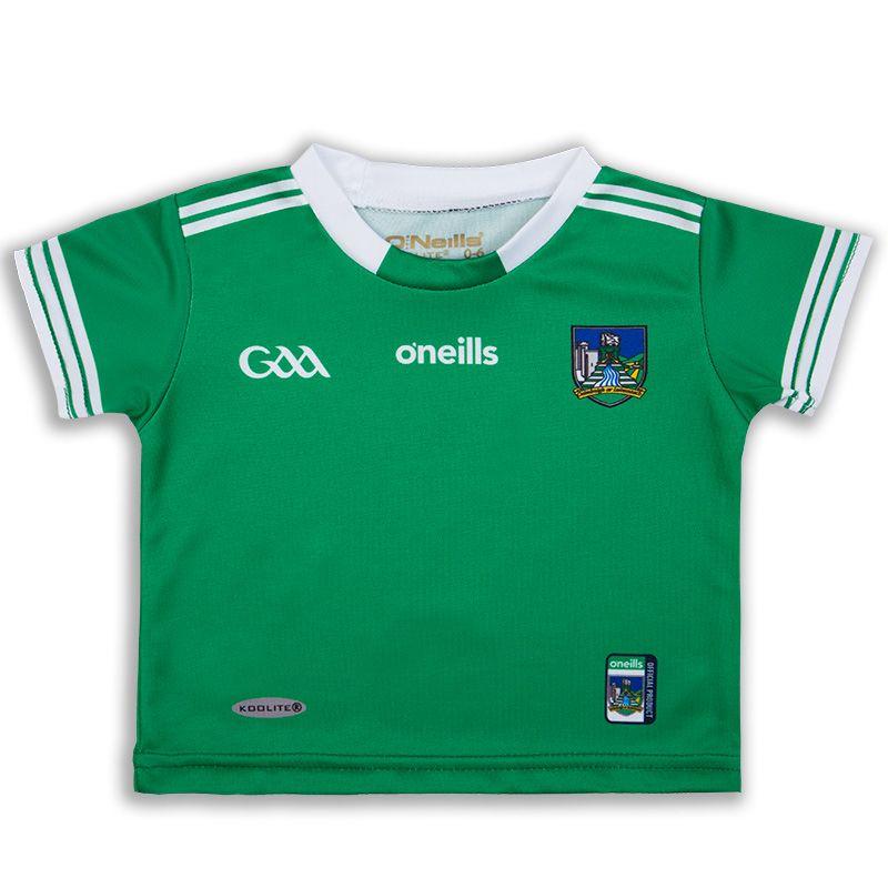 Limerick GAA Baby 2-Stripe Jersey