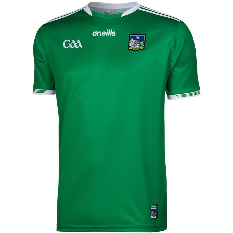 Limerick GAA 2-Stripe Player Fit Home Jersey