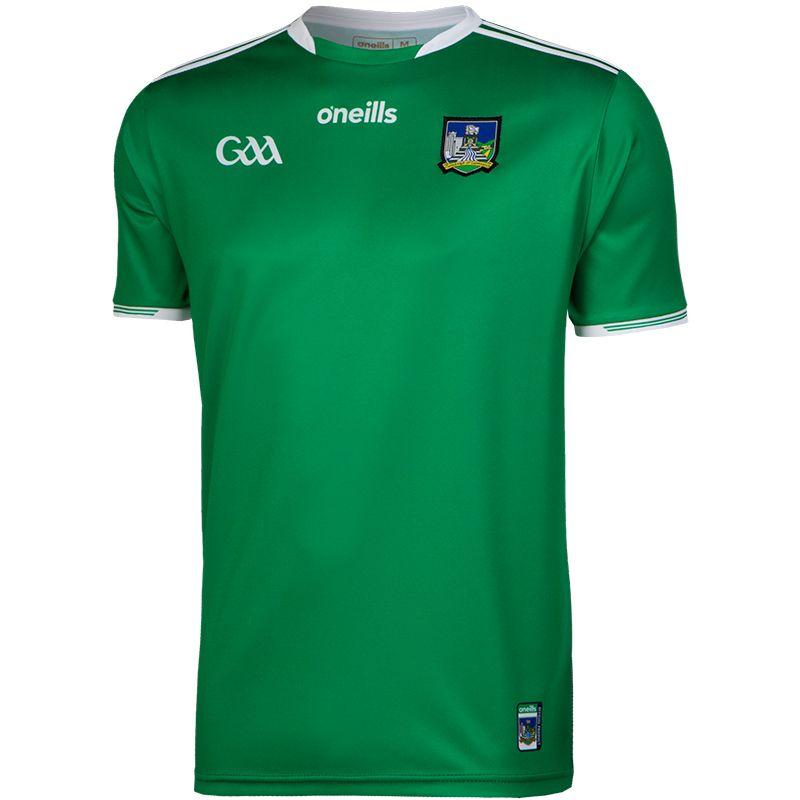 Limerick GAA Home 2-Stripe Jersey